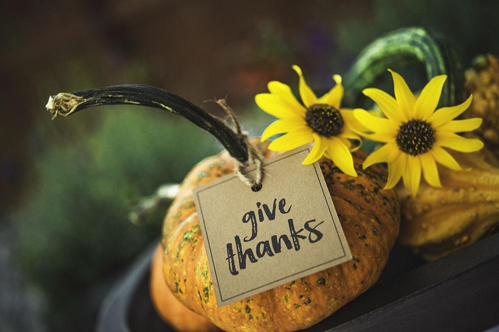 Thanksgiving religious quotes