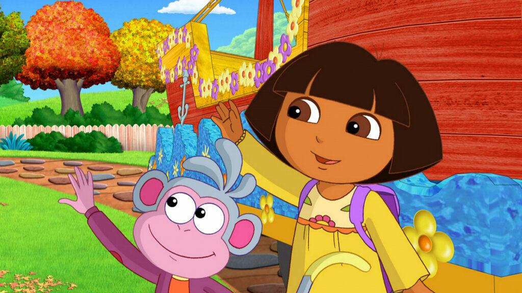 Dora the Explorer: Dora's Thanksgiving Parade