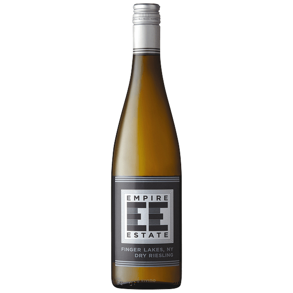 Empire Estate Dry Riesling 2017- best white wine for Thanksgiving