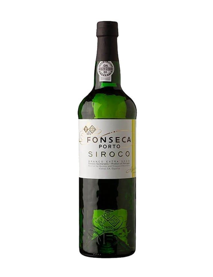 Fonseca Porto Siroco- best white wine for Thanksgiving