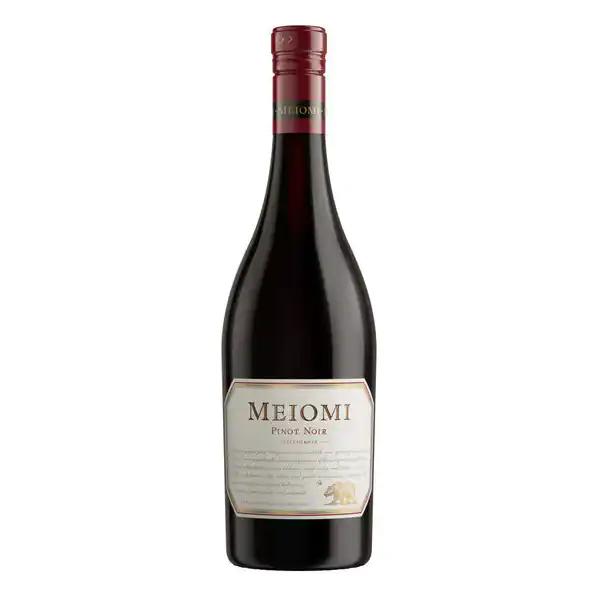 Meiomi Pinot Noir- best red wine for Thanksgiving