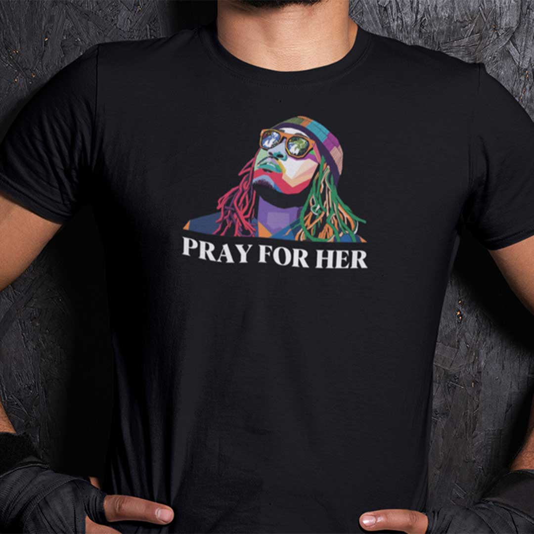Official Future Pray For Her Shirt
