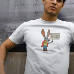 Rick Flag T Shirt Ultra Bunny The Suicide Squad Video Mockup
