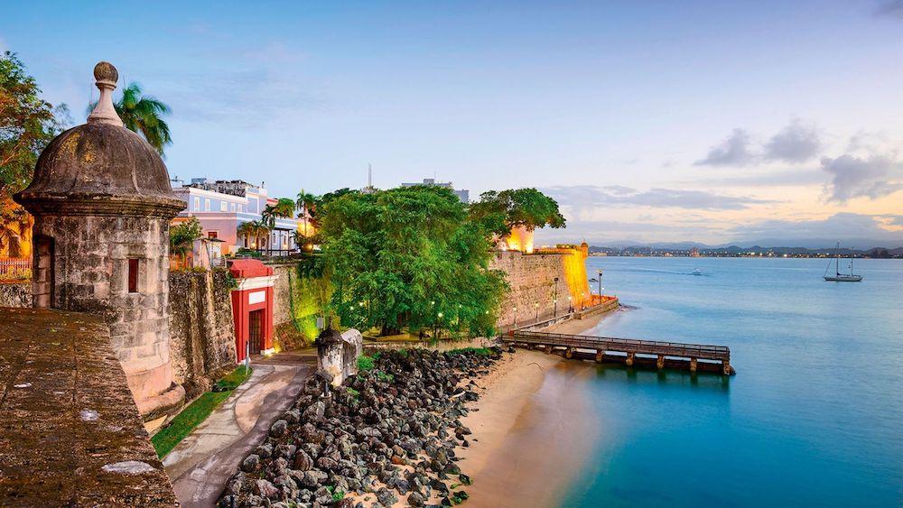 San Juan, Puerto Rico- cheap Thanksgiving vacations
