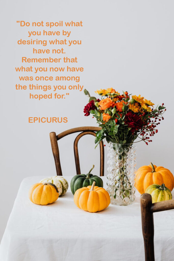 Thanksgiving Sentiments Quotes you won't want to miss