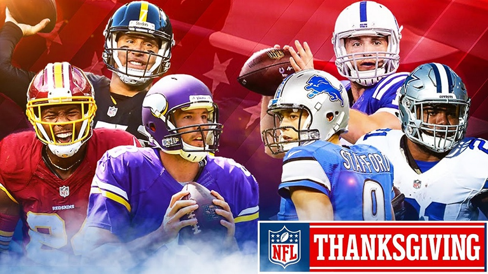 Thanksgiving football games history