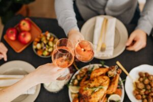 The best and Short Thanksgiving Prayer Before Meal