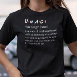 Unagi Definition Shirt A State Of Total Awareness