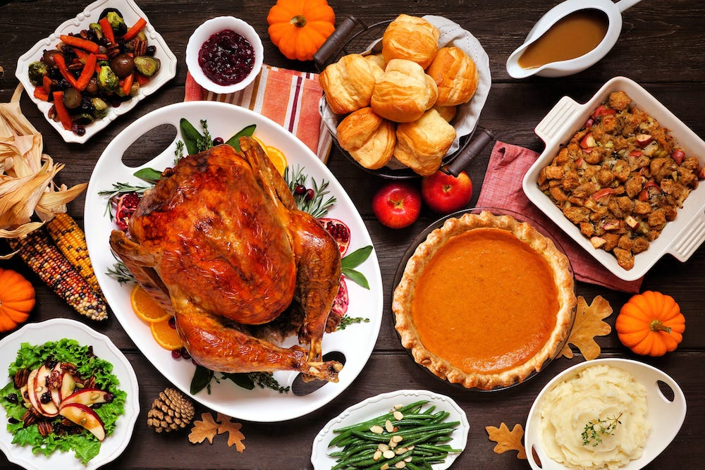 What country other than the United States also celebrates Thanksgiving?