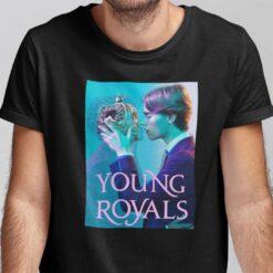 Young Royals Simon Wilhelm Kissing Shirt