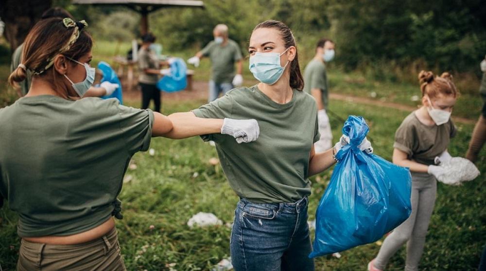 celebrate Thanksgiving - volunteer