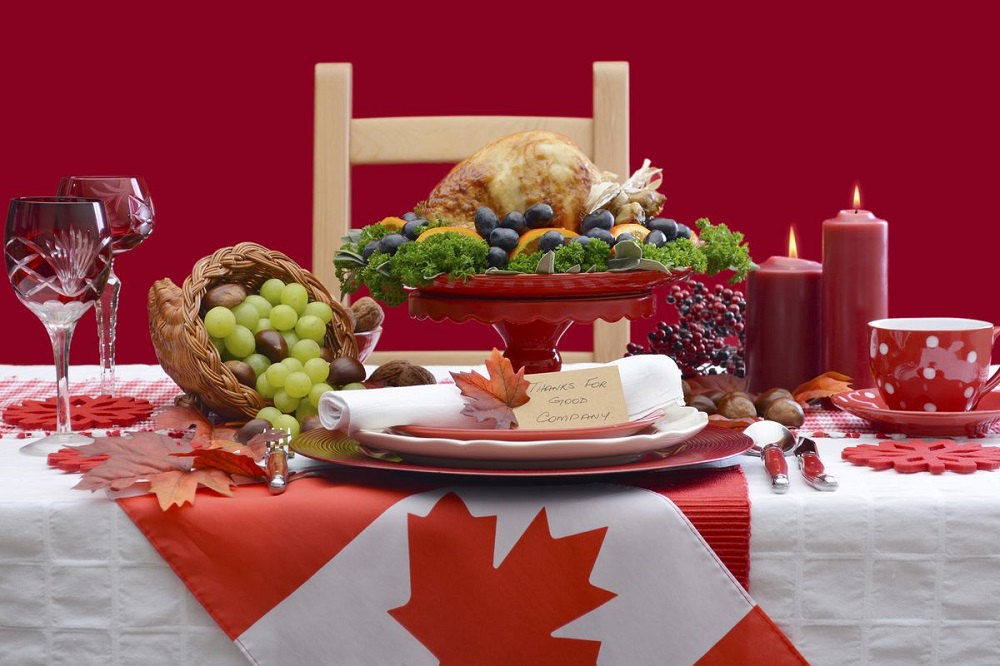 Celebrate Thanksgiving in Canada