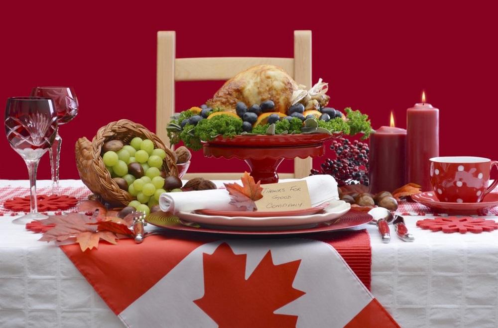 unconventional Thanksgiving dinner ideas