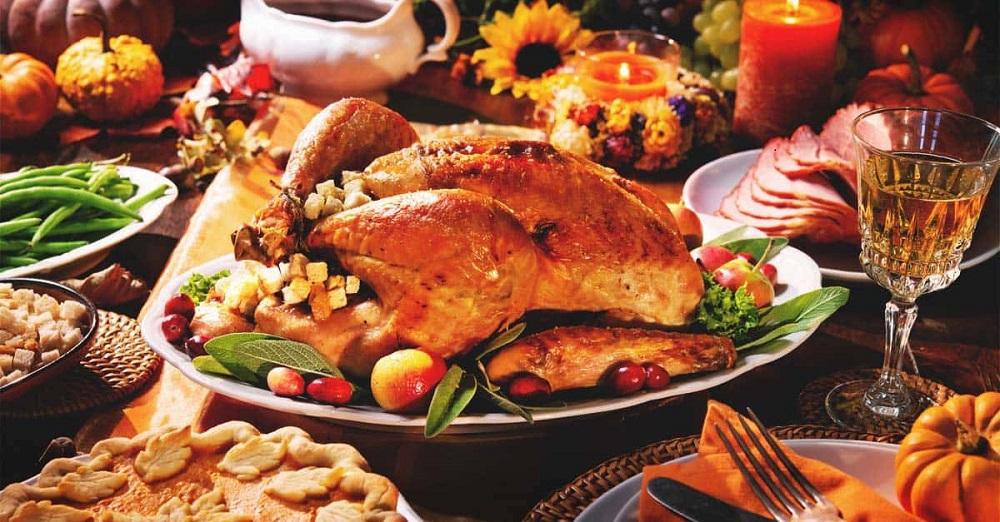 the reason people eat turkey on Thanksgiving