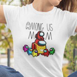 Among Us T Shirt Among Us Mom