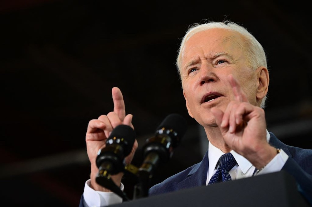 Are you searching for the mendacity of Joe Biden