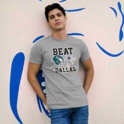 Beat Dallas T Shirt Football Tee