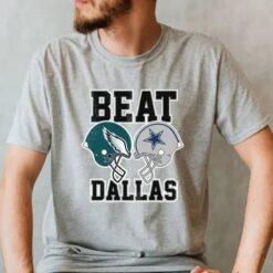 Cowboys Shirt Eagles Beat Dallas