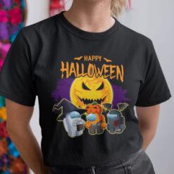 Happy Halloween Among Us Shirt