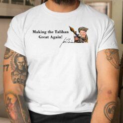 Joe Biden Making The Taliban Great Again T Shirt