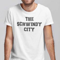Schwindy City T Shirt