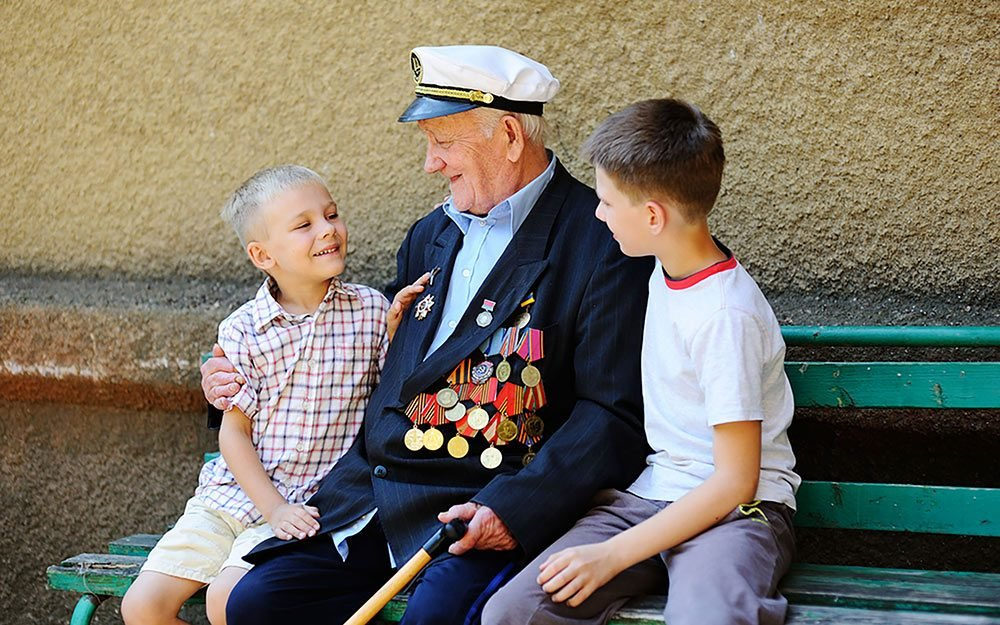 Ways Kids Can Thank A Veteran on Veterans Day