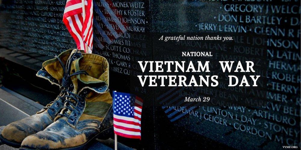 Wondering what is Vietnam Veterans Day?