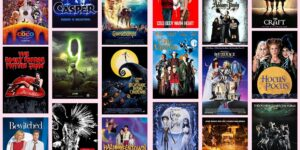 the best not scary Halloween movies