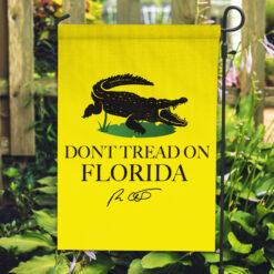 Don't Tread On Florida Garden Flag