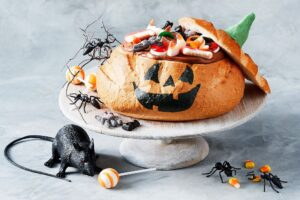 Fun Halloween foods for parties this year