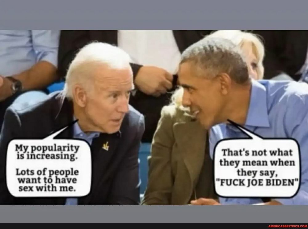"""Interesting """"Fuck Joe Biden Memes"""""""