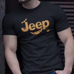 Jeep Halloween T Shirt I Drive A Jeep