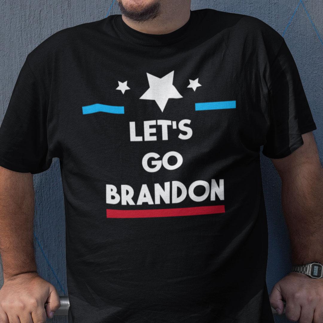 Let's Go Brandon T Shirt