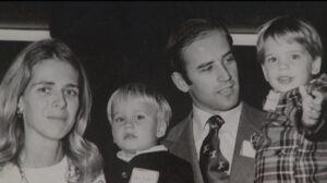 Nearly 51 years after Biden wife and daughter killed