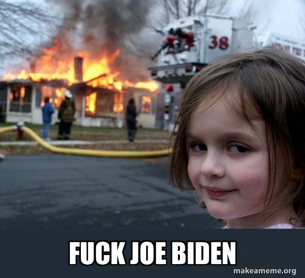 On the hunt for fun Fuck Joe Biden Memes
