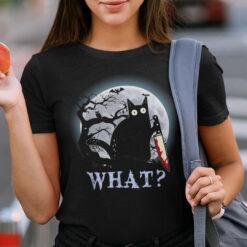 What Black Cat Shirt Halloween