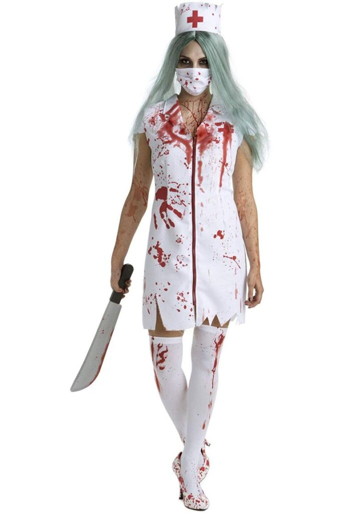 Girl scary Halloween costumes
