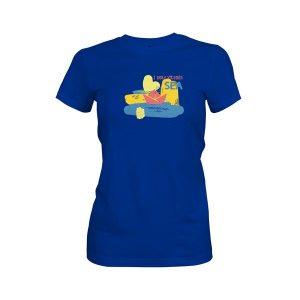 I Need Vitamin Sea T Shirt Royal