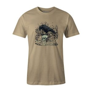 Heavens Basement T shirt natural