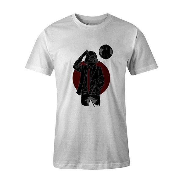 Darth Dapper T shirt white