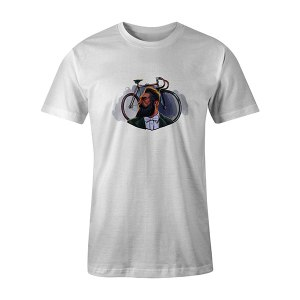 Hipster T shirt white