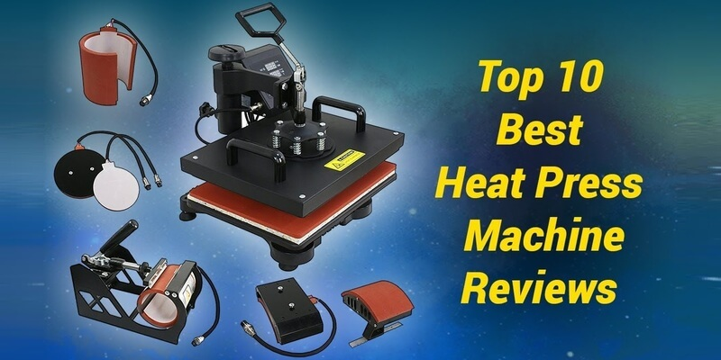 Heat Press Machine Reviews