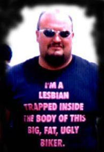 Image result for inside im a fat lesbien