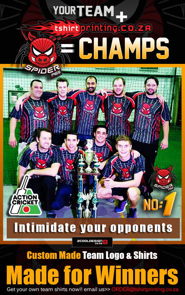 custom-team-shirts-made-for-winners-spider-pigs-champs-in-action-cricket