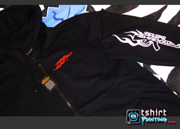 hoodie printing