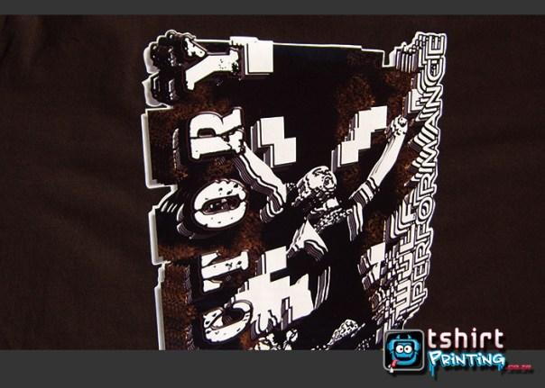 Tshirt Transfer print
