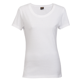 white ladies free tshirt template blank