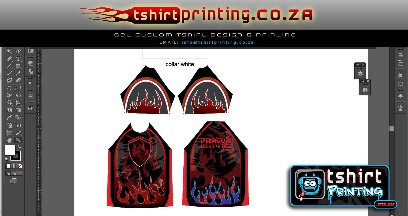 Custom shirt printing for Custom shirt printing online
