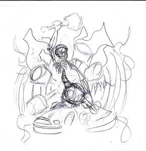 skull-with-piston-motorsport-sketch-for-shirt-design-guy-tasker