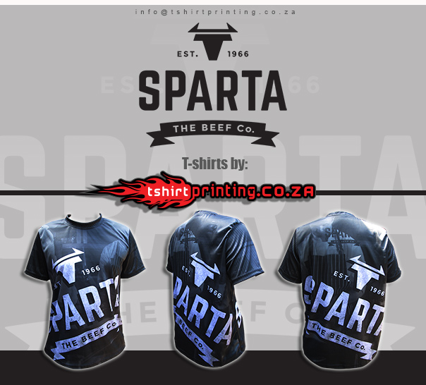 Sparta-meat-t-shirt-design
